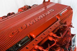 2009 Cummins ISX DPF Diesel Engine 500 11999 242K Miles