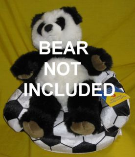 Build A Bear New UK England Soccer Chair Exclusive