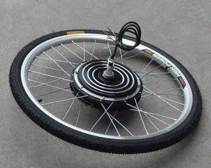 Electric Bike Conversion Kits with Rear Wheel 48V 1000W E Bike