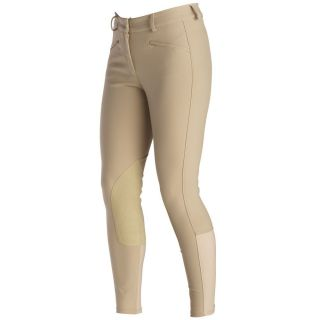 Ariat English Breeches Womens Performer 26 Long Light Beige 10007115