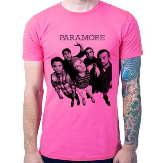 Paramore Band Riot Indie Punk Music Rock Emo Goth Gift 9 Color Men T