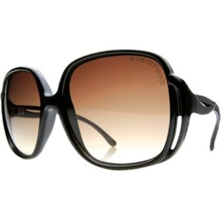 Electric Honeyrider Black Brown Fade Plastic Sunglasses