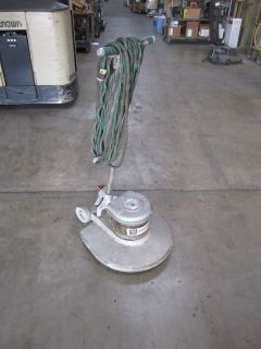 Tornado 22 Electric Floor Burnisher Buffer