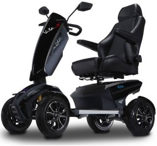 New EV Rider Vita Sport Luxury Electric Power Chair Mobility Scooter w