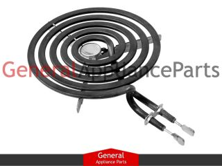 Electric Range Cooktop Stove 6 Small Surface Burner Heating Element