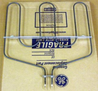 GE General Electric Range Oven Upper Broil Unit Heating Element