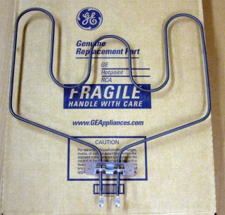 GE General Electric Range Oven Bake Unit Lower Heating Element