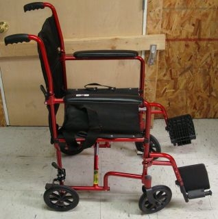 Everest Jennings Model EJ782 1 Folding Wheelchair Local Pick Up Only