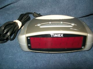 Timex Extra Loud Digital Alarm Clock with Large Numbers Battery Backup