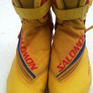 Salomon Profil Equipe 9 1 RC Skate Ski Boots Shoes Size US 9 5 EU 43 1