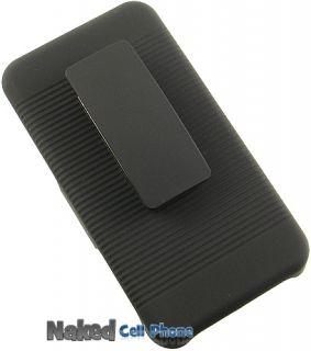 Hard Case Holster Belt Clip for Sprint HTC EVO 4G LTE Phone