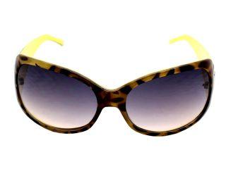 Womens DG Eyewear Designer Fashion Spotted Logo Frame Sunglasses