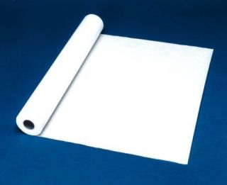 Roll of Exam Table Paper 21 x 225 Smooth White