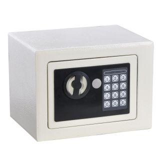 9x7x7 Keyless Safe Digital Electronic Gun Cash Box Home Security