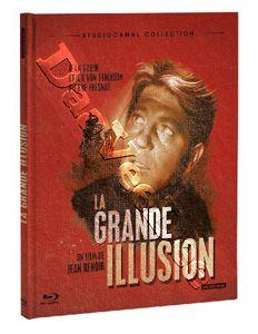Classic Blu Ray DVD Jean Renoir Jean Gabin Erich Von Stroheim