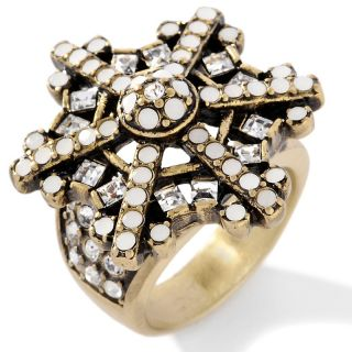 heidi daus ice crystal ring rating 10 $ 19 98 s h $ 1 99  price