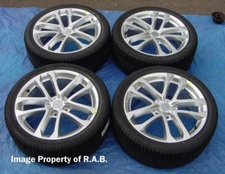 Nissan 18 Factory Wheels Tires Altima Maxima Q45 I35