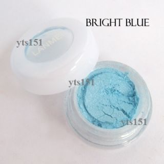 eye shadow powder makeup pigment mineral eyeshadow LightBlue B021