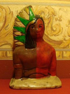 Xeroque Statue Santeria Kimbanda Umbanda Image Eshu Cuba Brazil