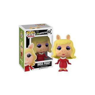 113 6498 funko muppets miss piggy pop vinyl figure rating be the first