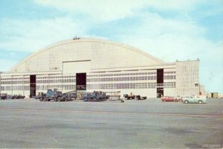 Rapid City SD Ellsworth Air Force Base Hangar