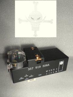 Golf Passat 2 0 2 8 Cooling Fan Control Module Relay 357919506A