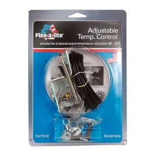 flex a lite adjustable electric fan controller 31147