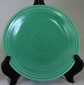 fiesta by homer laughlin pattern fiesta color light green circa 1960s