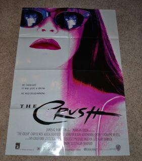 Original One Sheet Movie Poster 1Sheet 1SH Alicia Silverstone Elwes