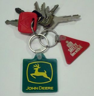 John Deere Lawn Mower Garden & Farm Tractor Master Key Set Lot Old