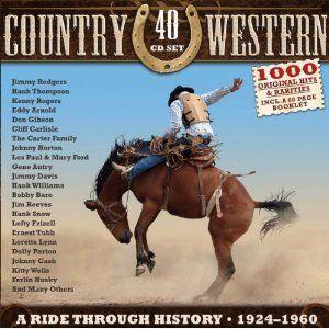 Western Ferlin Husky Faron Young Eddy Arnold Hank Thompson
