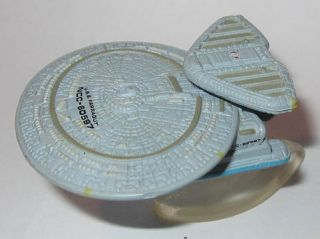 Galoob Star Trek Micro Machines USS Farragut NCC 60597 SHIP