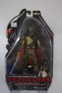 NECA Falconer Predator Alien Action Figure New in Box