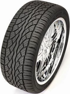 20 Chrome Falken Executive Wheels Tires F150 Navigator
