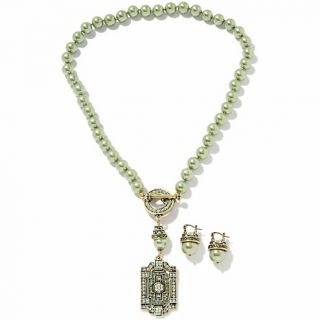 159 868 heidi daus heidi daus classic edition toggle drop necklace and