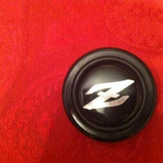 Datsun Z Horn Button Emblem Grant APC Steering Wheel 280z 260z 240z