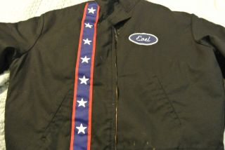 Evel Knievel Dickies Jacket RARE Includes 1 Harley Davidson Patches