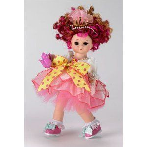 Fancy Nancy Tea Party 8 Madame Alexander Doll New
