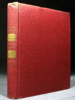 1947 Duck GOOSE Hunting Decoy Boat Call Winchester Remington 1st Ed