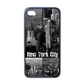 New iPhone 4 Hard Case Cover New York City Empire