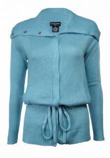 Sutton Studio Loungewear Silk Cashmere Anorak Cardigan Assorted Sizes