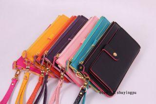 2012 New Star Star Fashion Lady Women Colorful Purse Card Bag Clutch