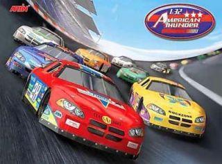 Artin American Thunder 1 32 Race Set