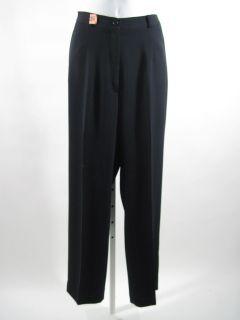Evelyn Arthur Black Shirt Slacks Outfit Set Sz s Sz 8