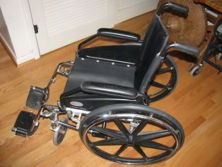 Metro Everest Jennings Foldable Adult Wheel Chair