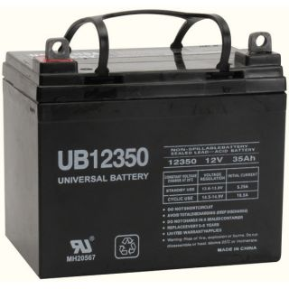 UPG Everest Jennings Wheelchairs Marathon Kids Replacement Battery 12V