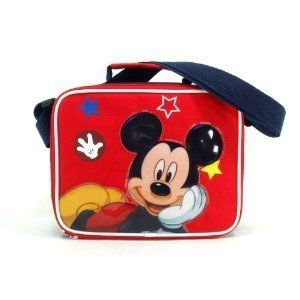 Lunch Bag Disney New Mickey Mouse Insulated Lunch Box