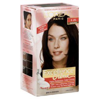 Brand New LOreal Paris Excellence Creme Hair Dye Color Dark Brown