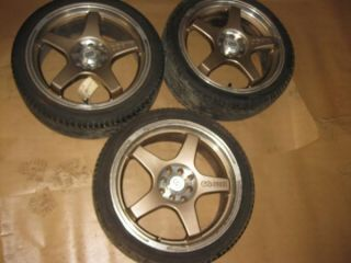 Integra Civic Enkei Performance Series Wheels Rims 17