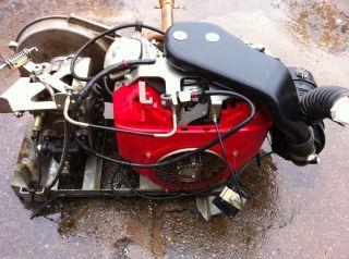 EZGO Golf Cart Parts St 4x4 18HP Honda Motor